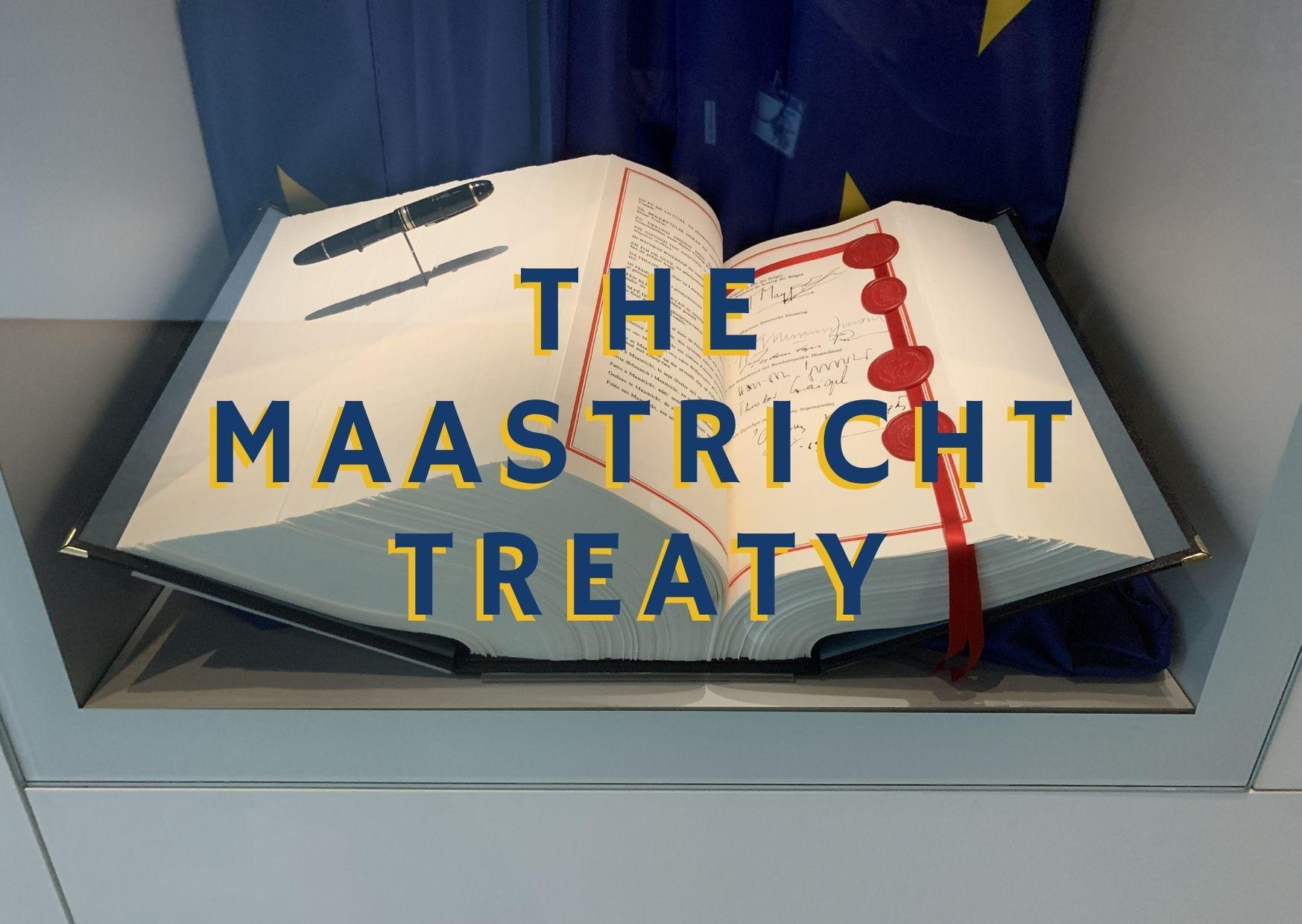 10 g1 en maastricht treaty