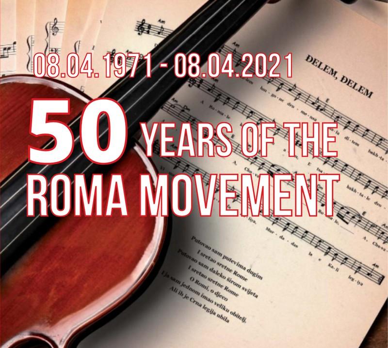 En 1 50 godina romskog pokreta