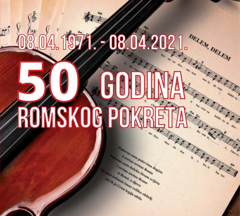 Hr 1 50 godina romskog pokreta 1 50 GODINA MEĐUNARODNOG ROMSKOG POKRETA