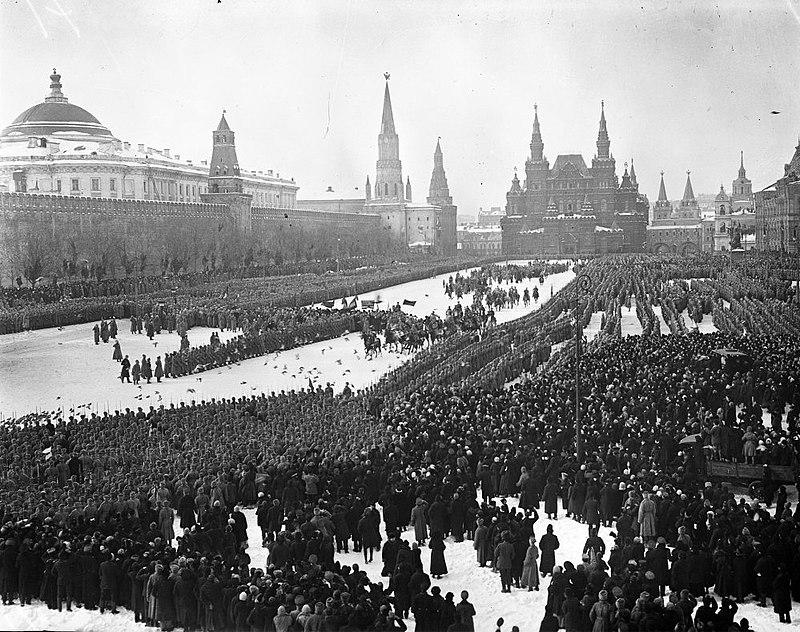Ruska revolucija 1917. POLOŽAJ ROMA NAKON OKTOBARSKE REVOLUCIJE U RUSIJI